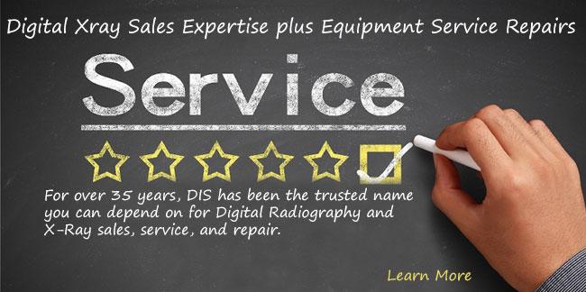Digital Xray Sales Expertise plus Equipment Service Repairs
