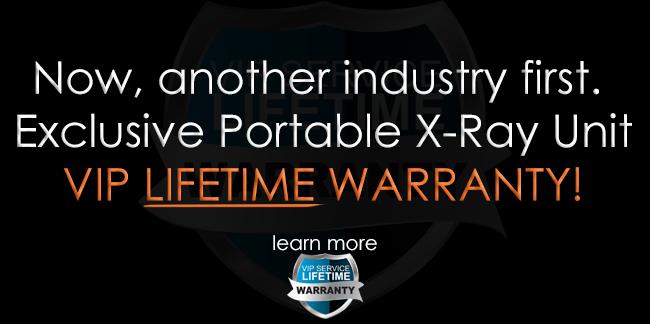 portable x-ray warranty