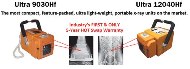 portable x-ray units