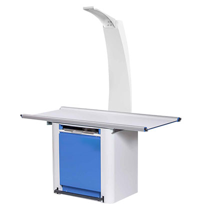 Stationary Table for portables